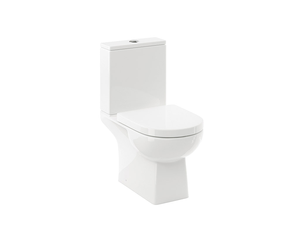 Astounding Oslo Fully Back To Wall Toilet Pan Cistern Seat Close Seat Pabps2019 Chair Design Images Pabps2019Com